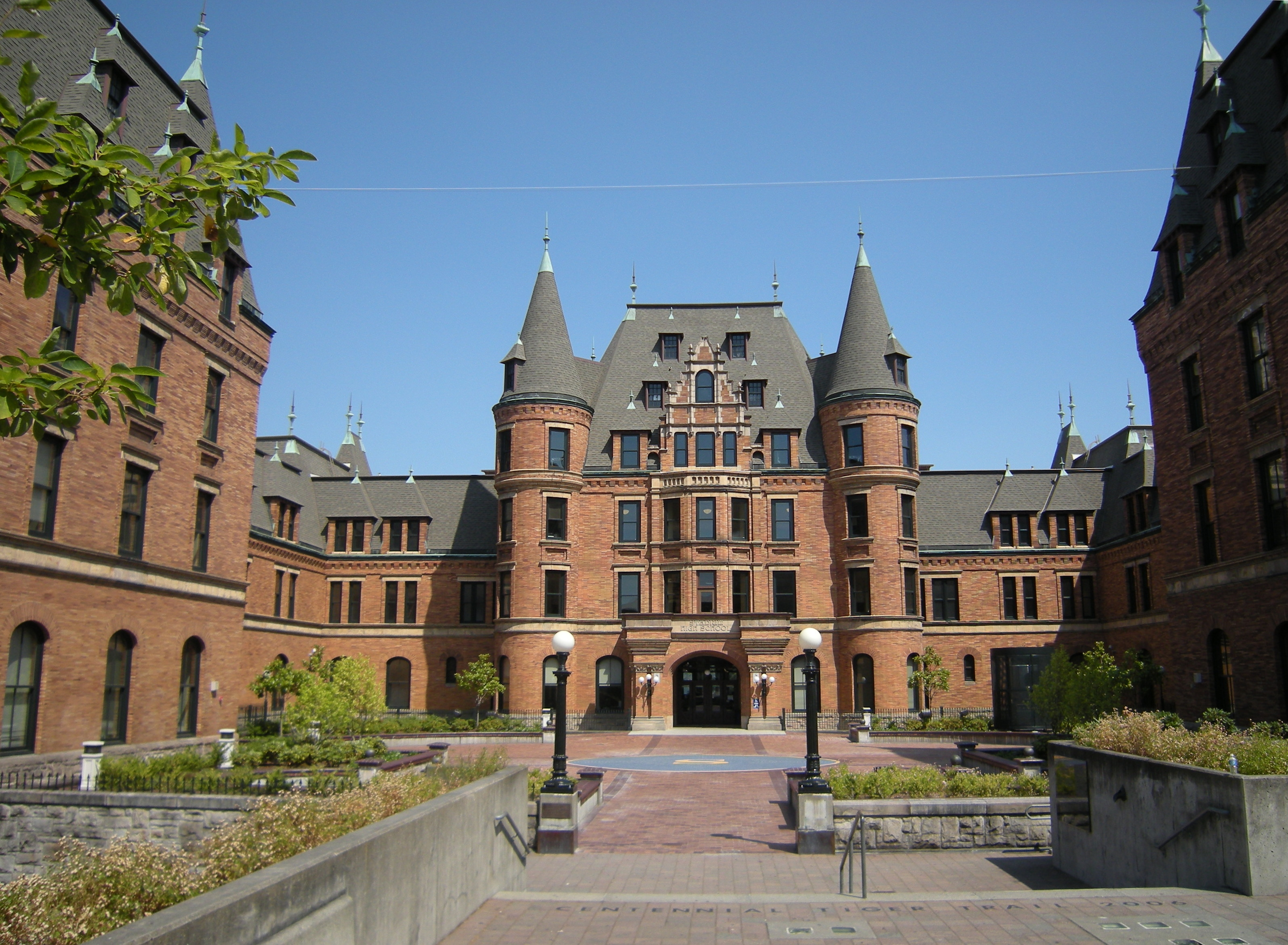 This Used To Be A High School Built In 1892 Duluth