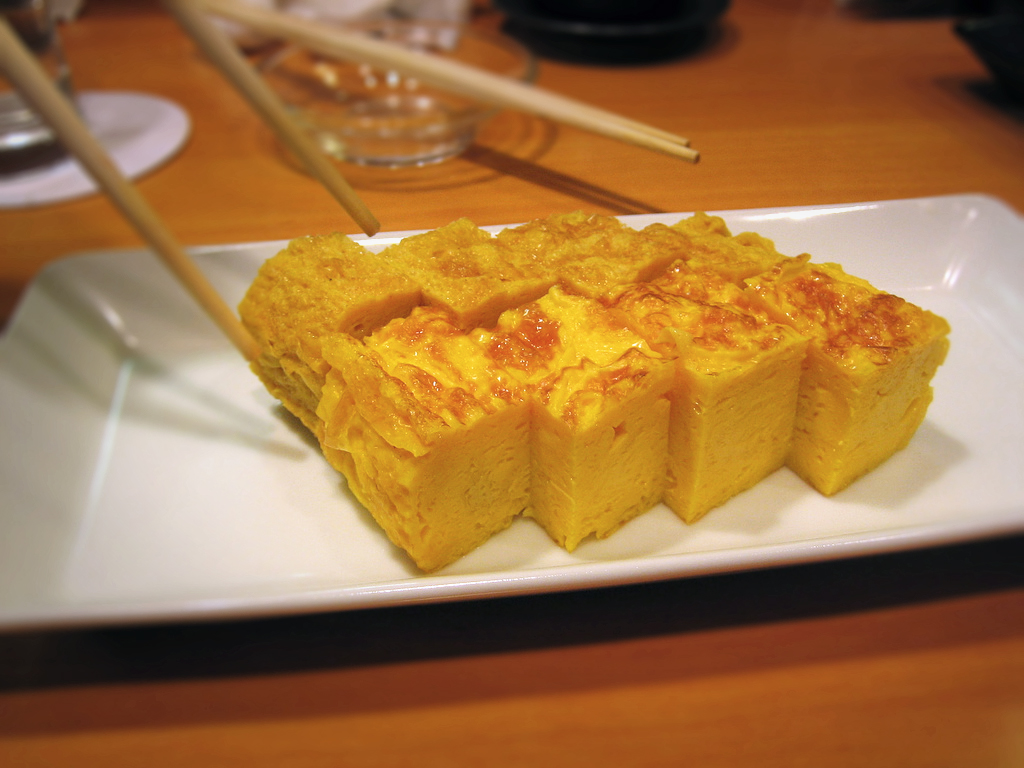 Tamagoyaki - Wikipedia