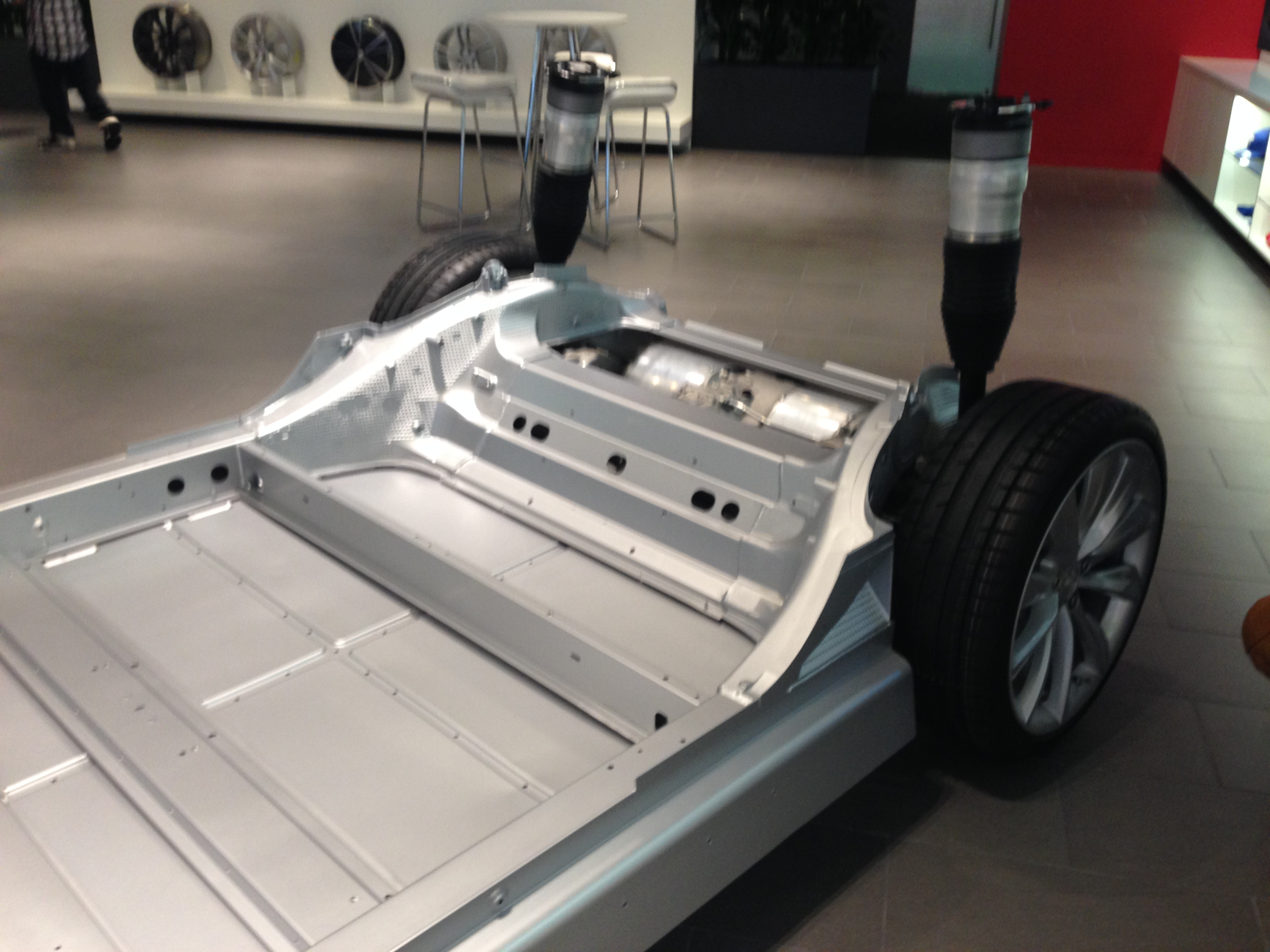 Mustang Car Battery