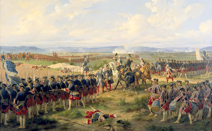 File:The Battle of Fontenoy 1745.png