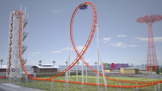 Thunderbolt (New 2014) Coney Island
