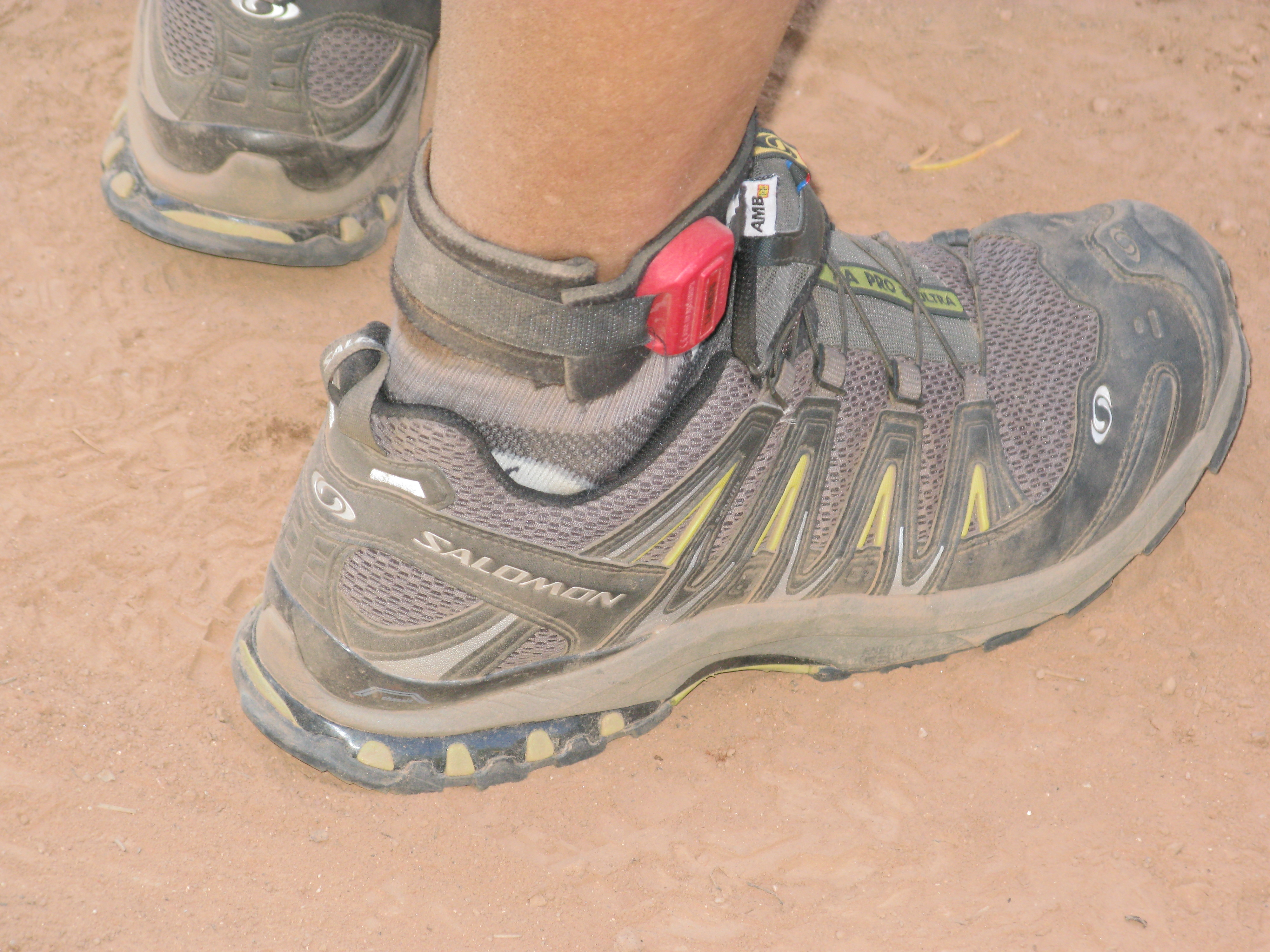 Trail Running Shoes Velcro