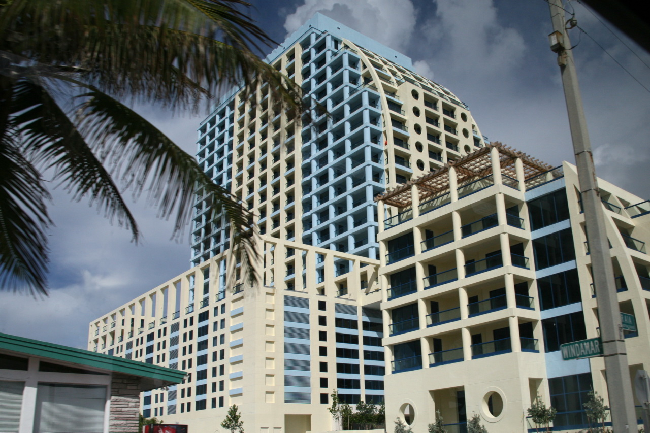 Fort Lauderdale Hotel Day Room