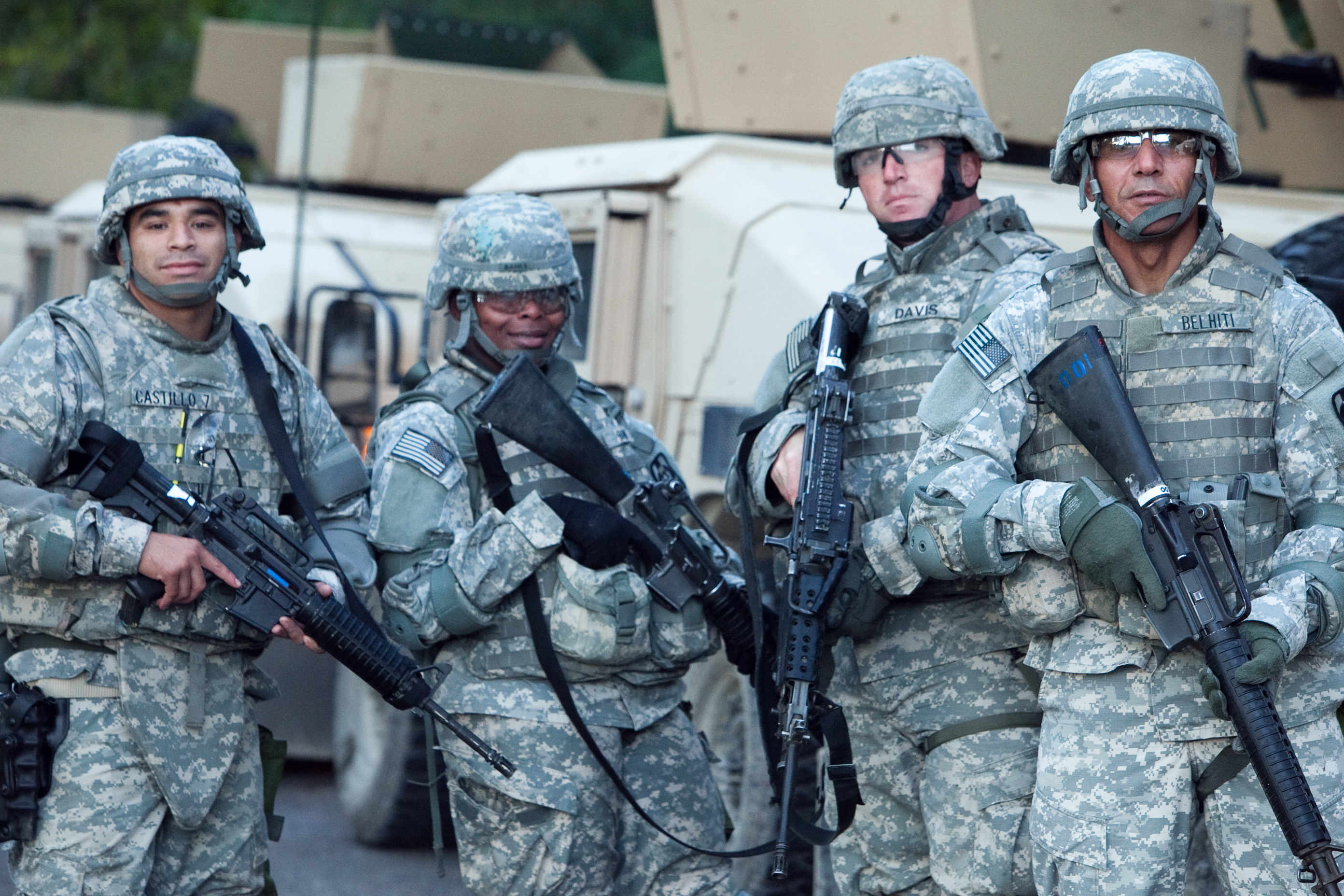 Infantry Fire Team : File u s army forces command noncommissioned officer of
