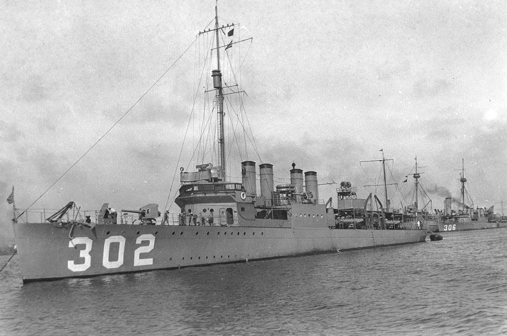 USS Stoddert (DD-302)