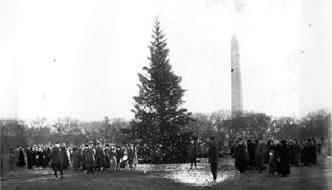 National Christmas Tree United States Wikipedia - Visiting The National Christmas Tree