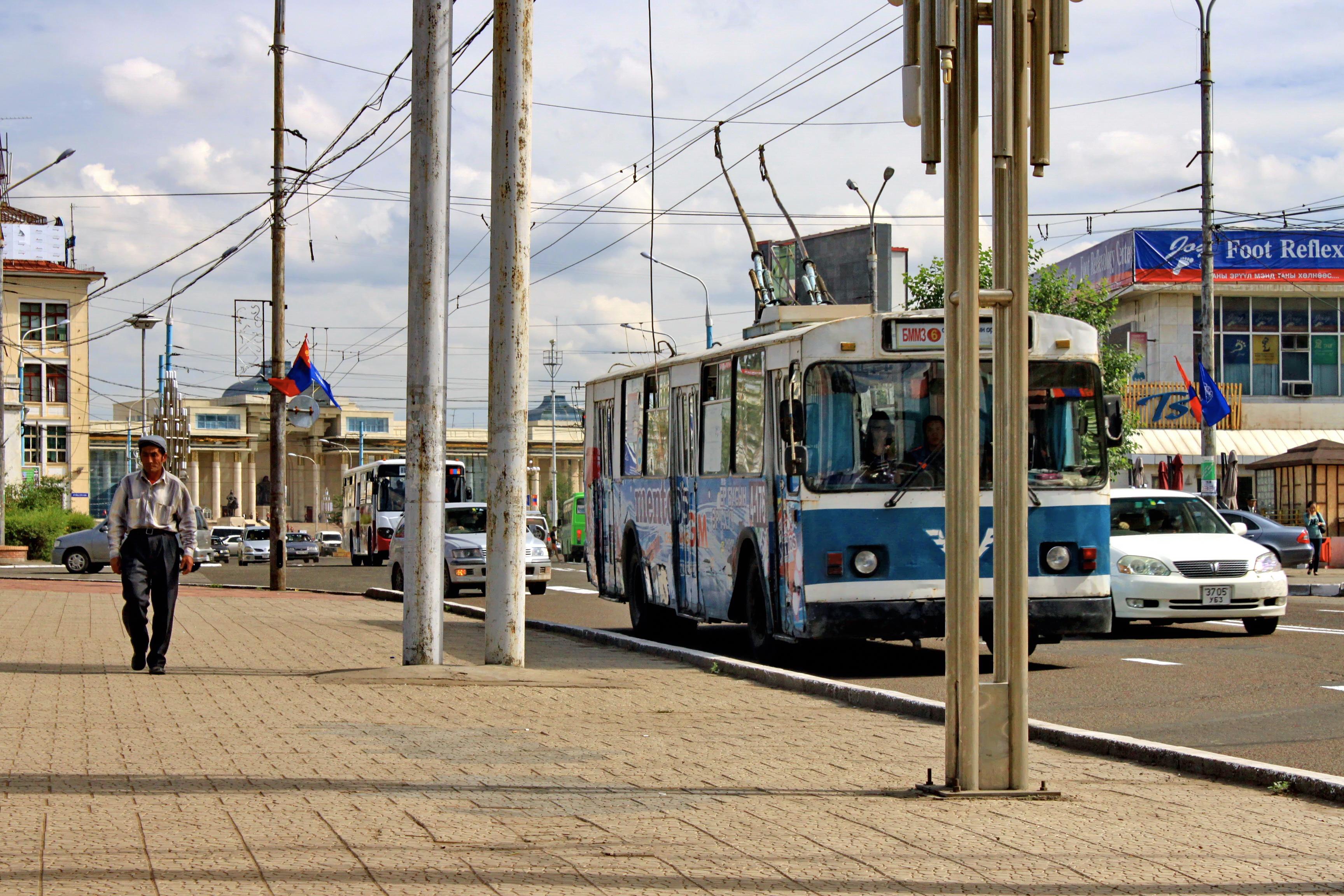 Ulica w centrum Ułan Bator 01.JPG
