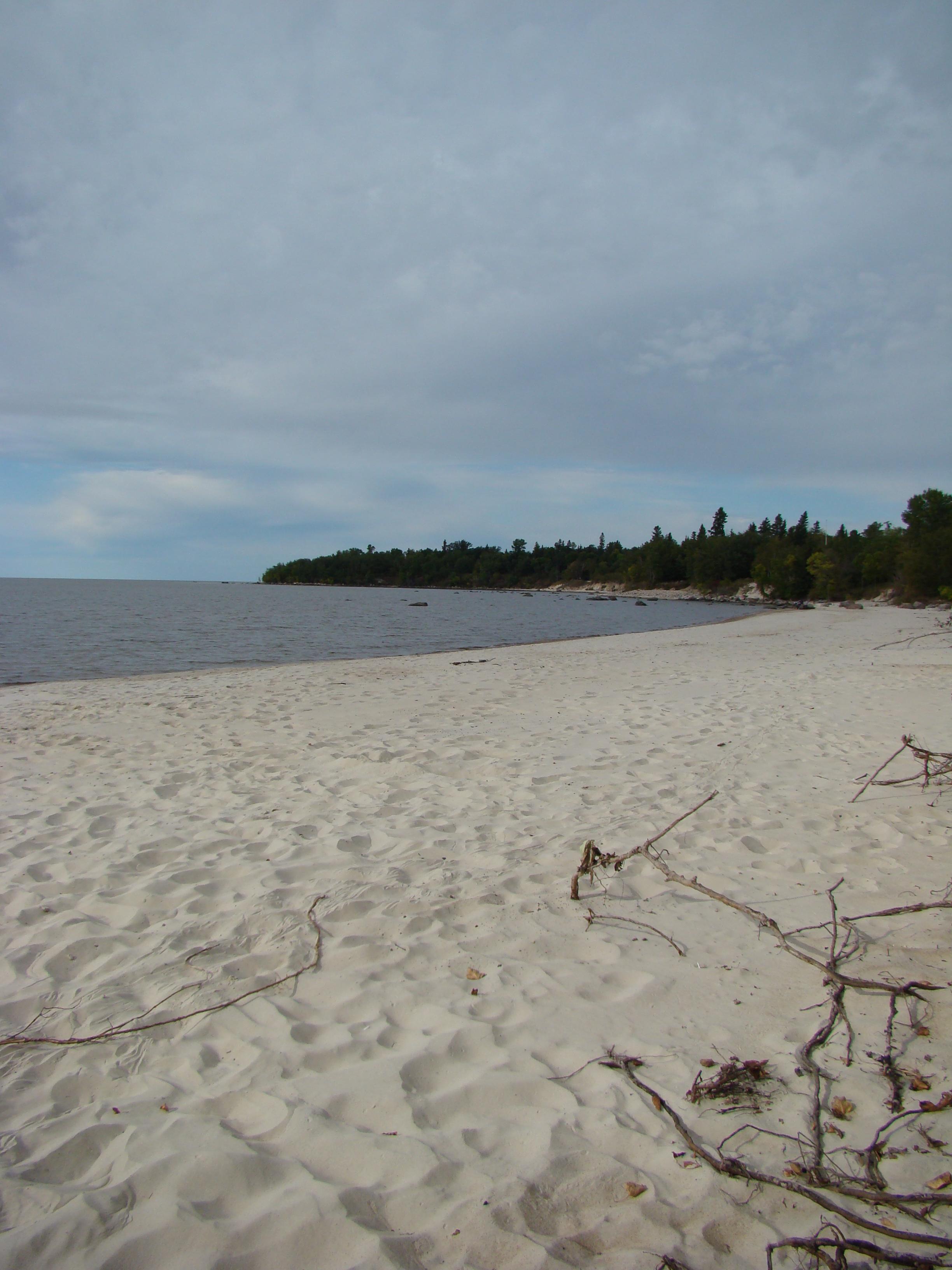 File Victoria Beach In Lake Winnipeg Manitoba Canada 10 Jpg
