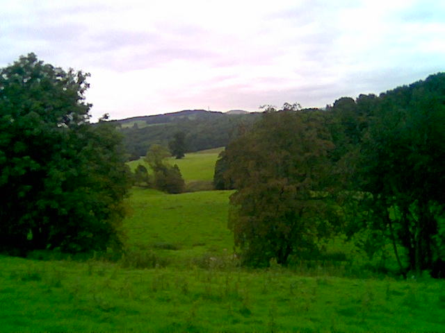 View to Whalley Nab - geograph.org.uk - 936506