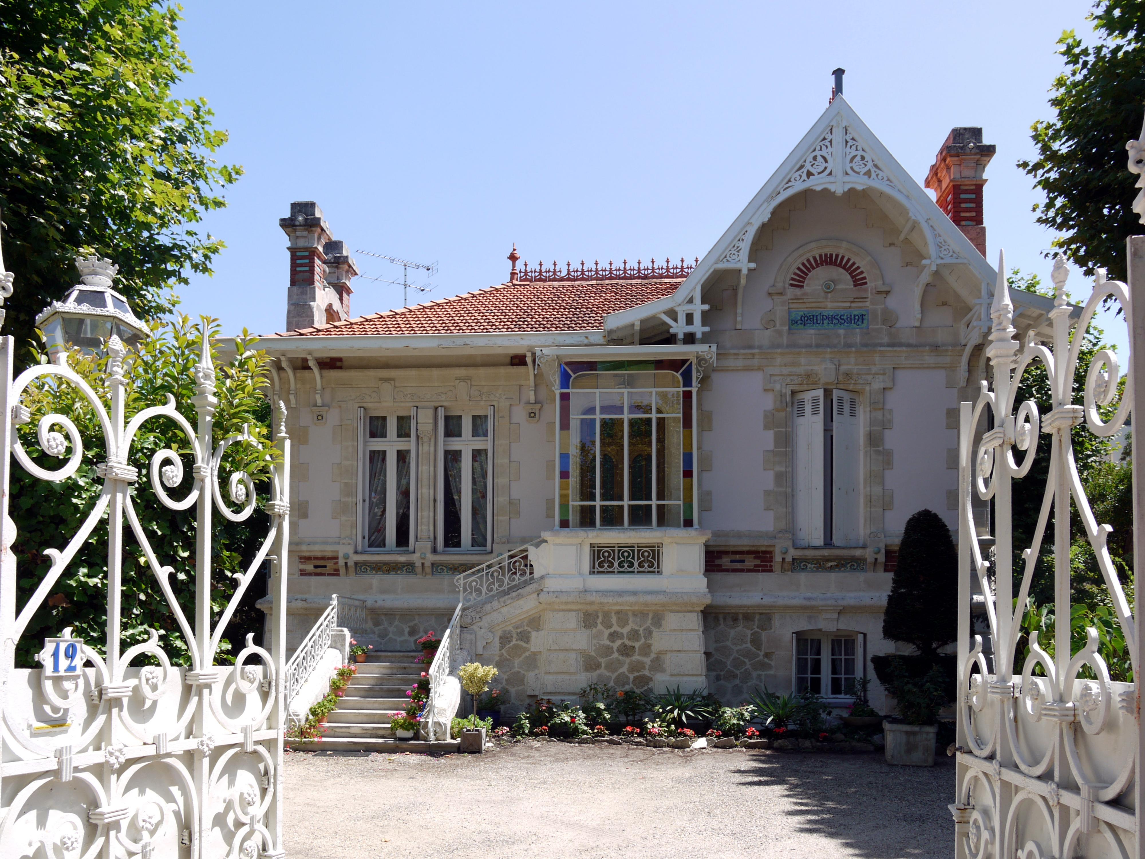 Villa De Bois De Verriere