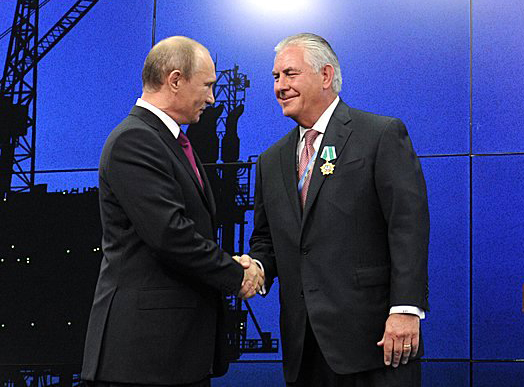 Порошенко проводит переговоры тет-а-тет с госсекретарем США Тиллерсоном - Цензор.НЕТ 5320