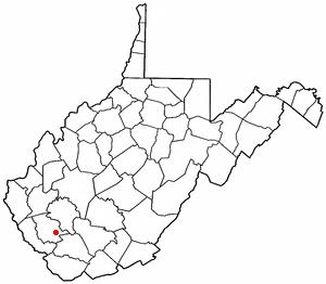 Amherstdale-Robinette, West Virginia Former CDP in West Virginia, United States