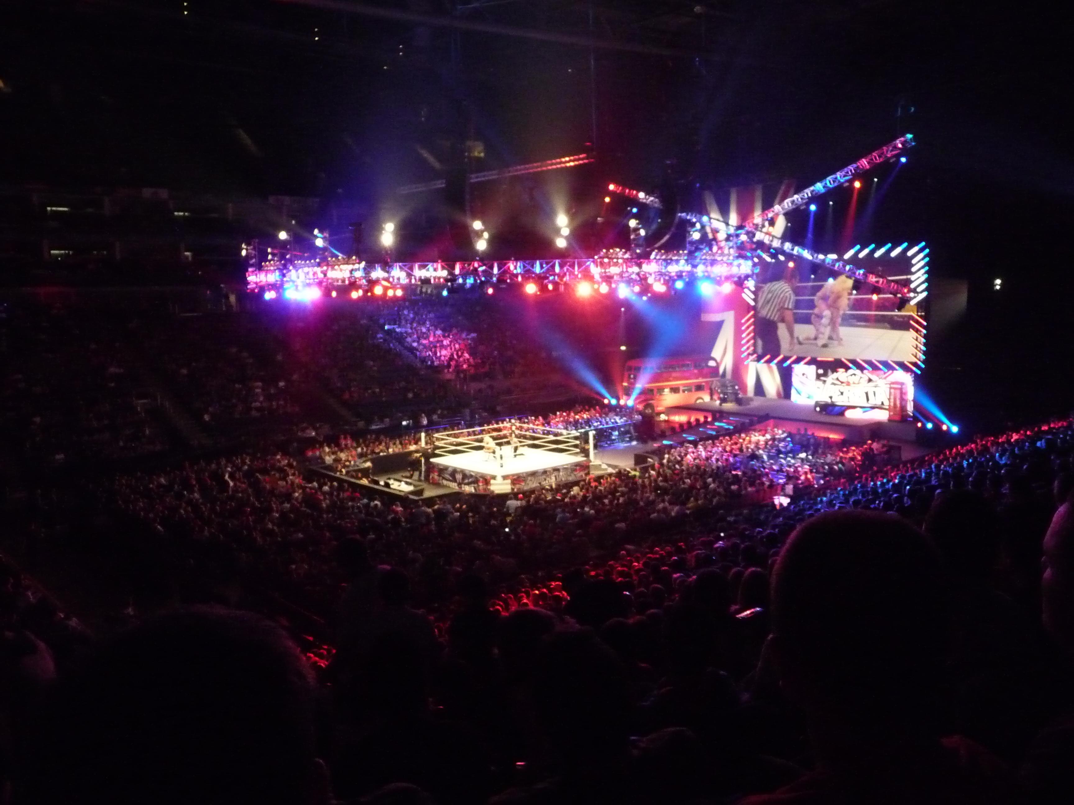 WWE Raw Arena