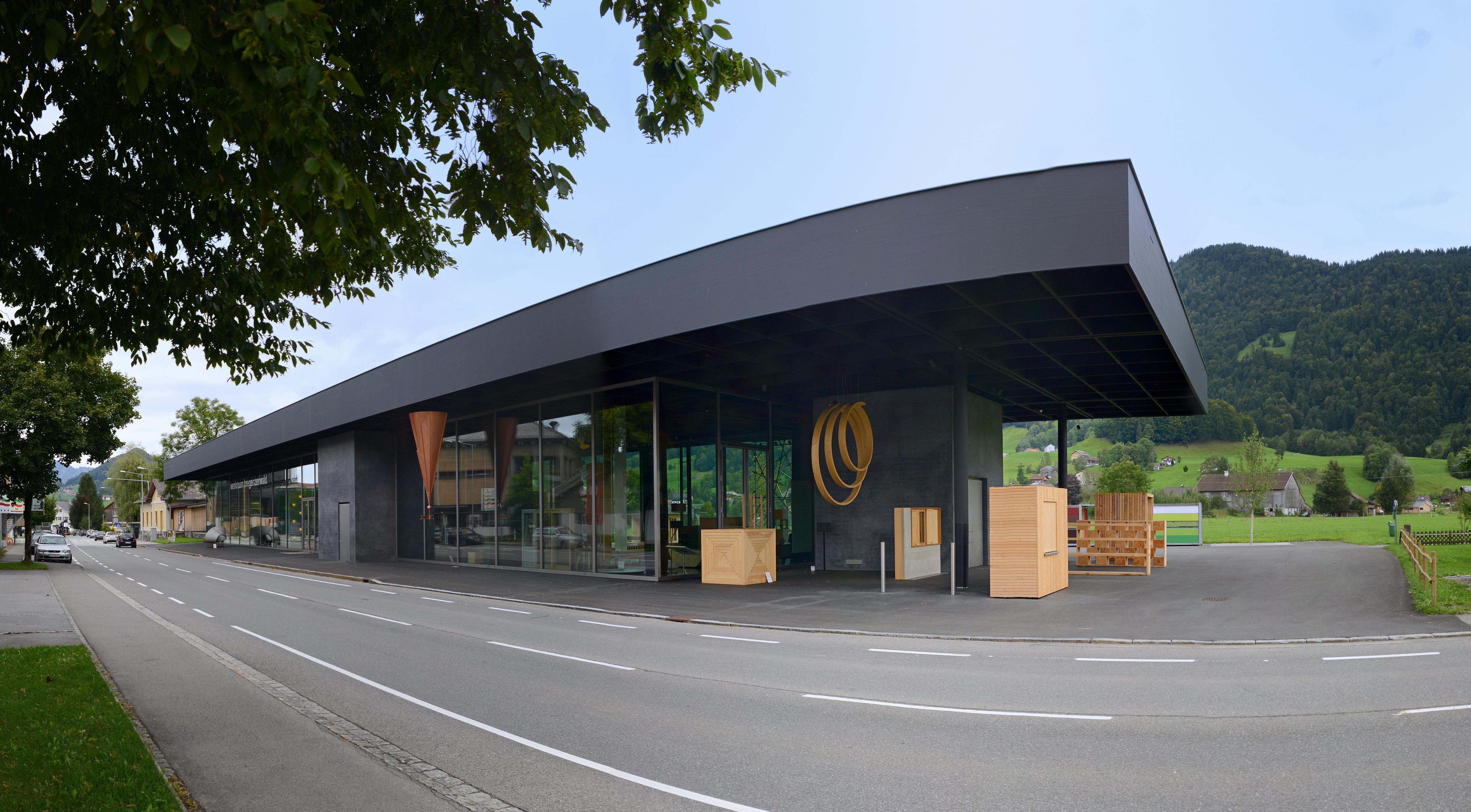 File Werkraum Haus Von Peter Zumthor In Andelsbuch 4 Jpg Wikimedia