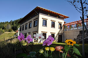 Tibet Center Institute Tibet Center located in Knappenberg in the region of Hüttenberg, Carinthia, Austria