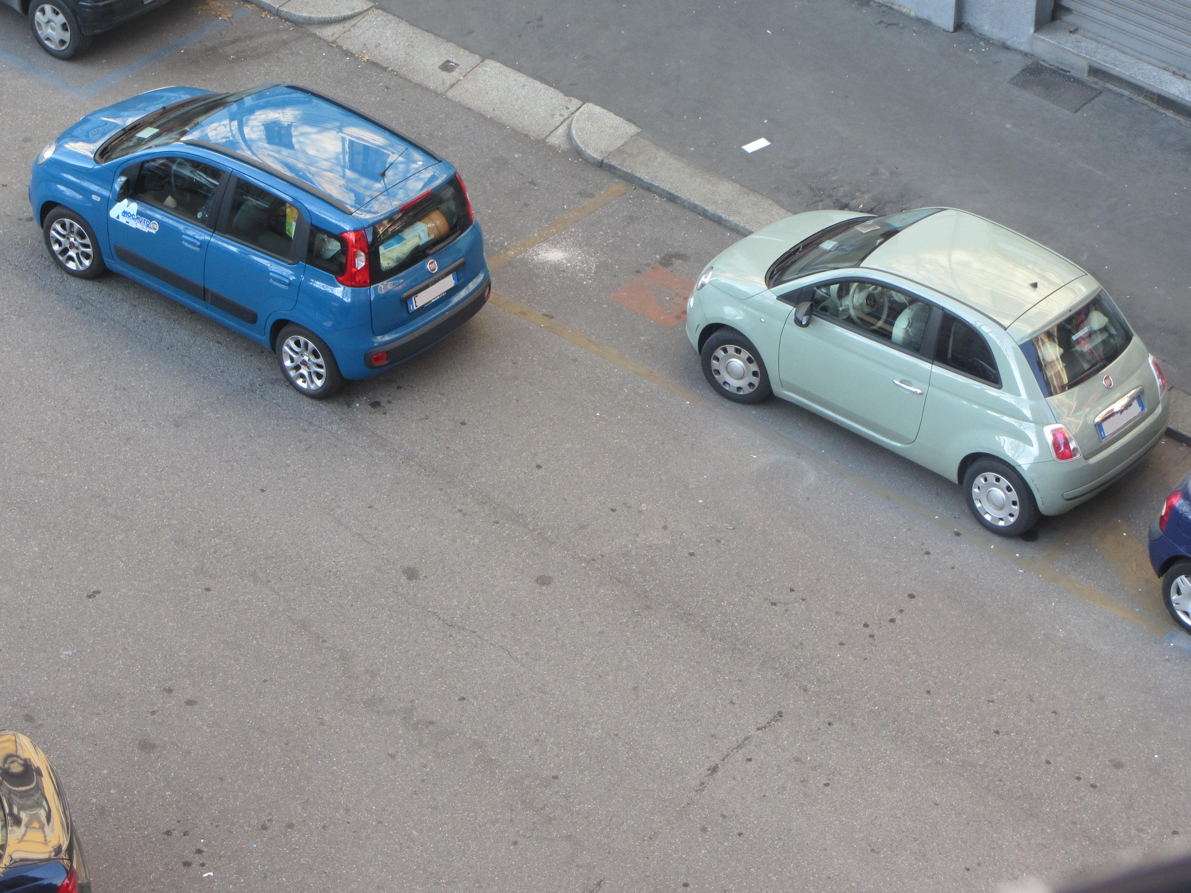 "File:"" 13 - ITALY - 01 - FGA Small Platform Fiat Panda ... Panda 500"