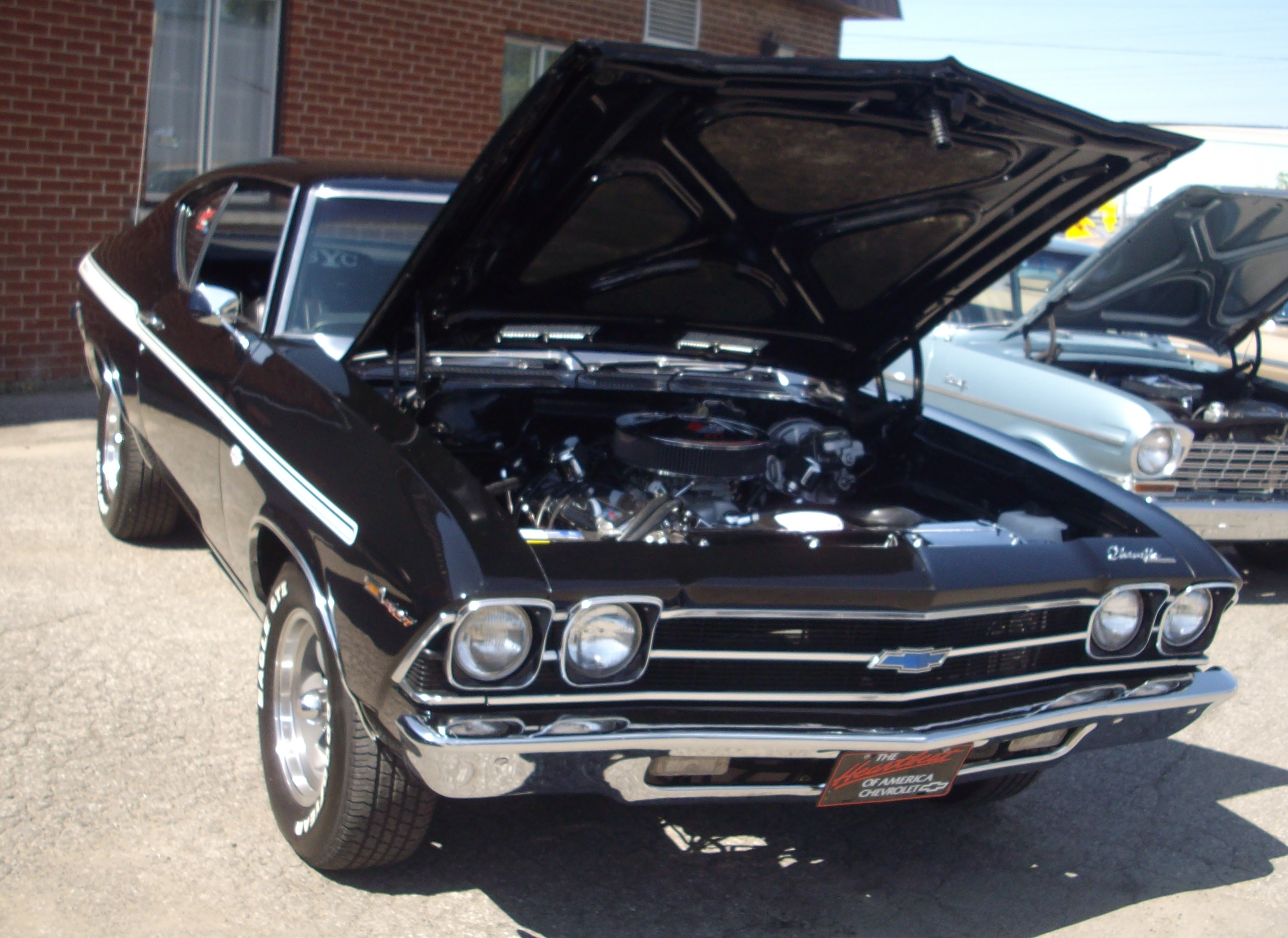 File Chevrolet Chevelle Coupe Auto Classique Showtime Muscle