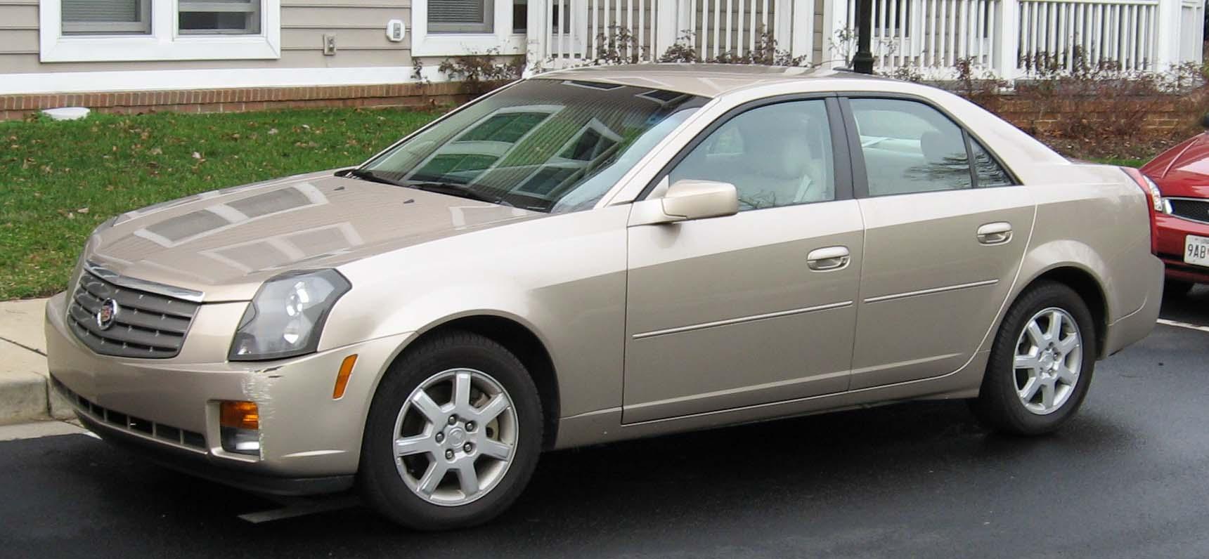File 03 07 Cadillac Cts Jpg Wikipedia