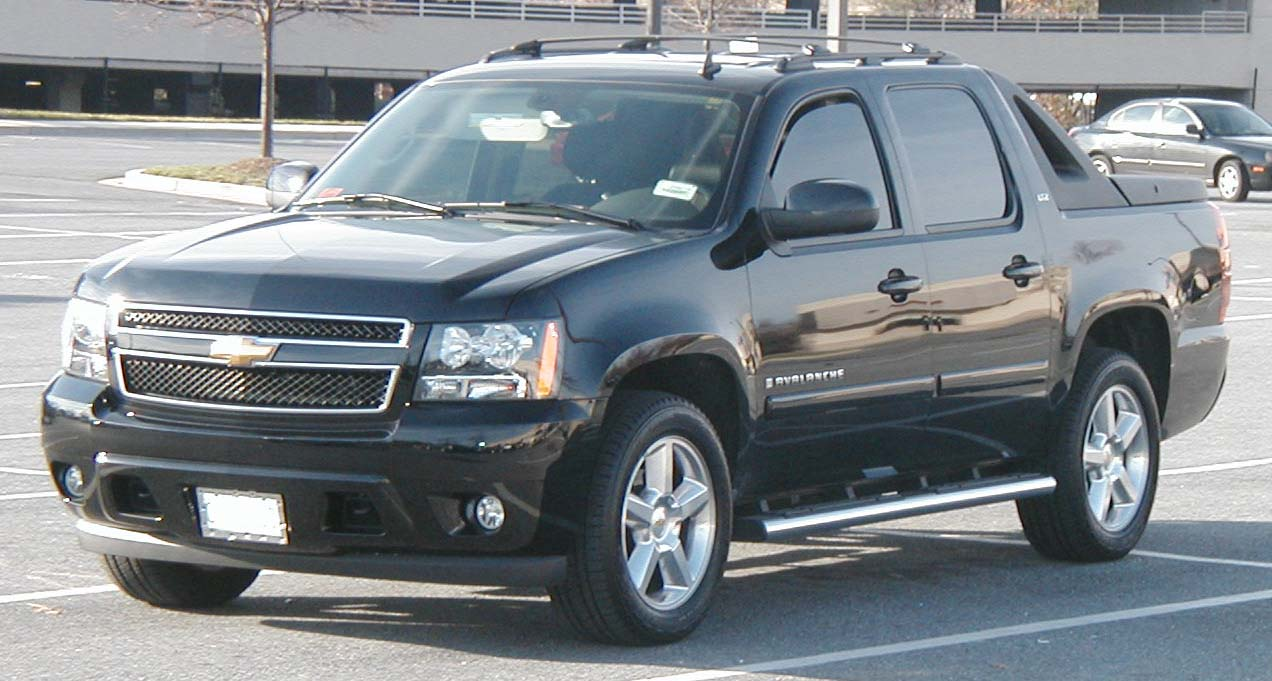 Chevrolet Avalanche Car