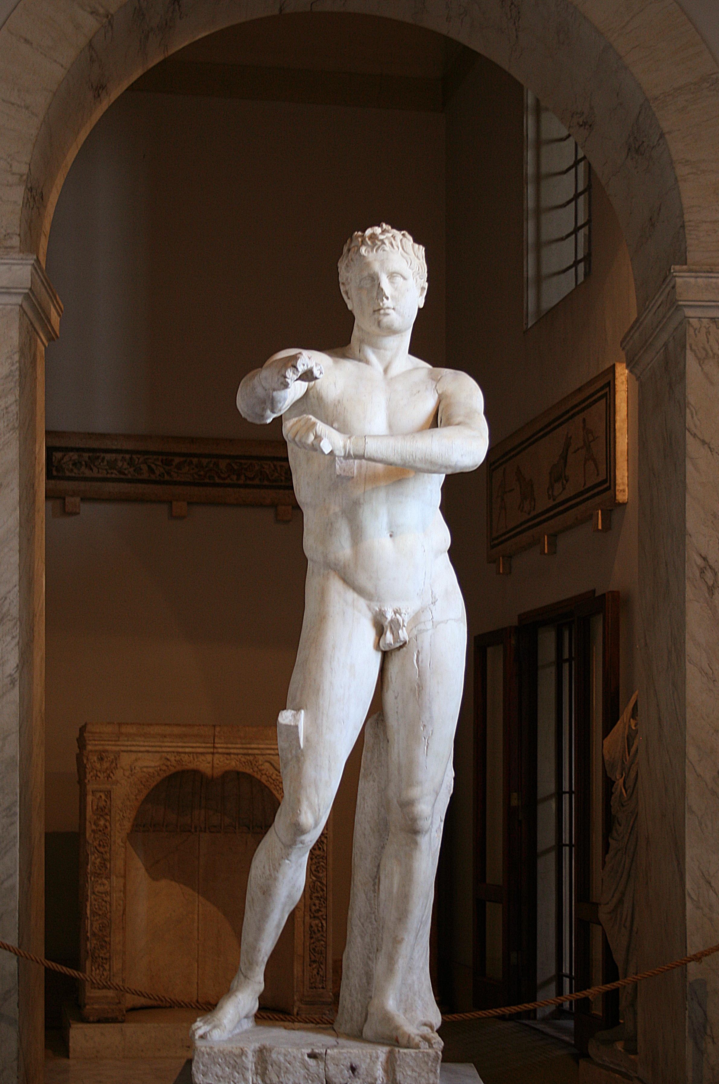 File:0 Apoxyómenos - Museo Pio-Clementino (Vatican).JPG ...  File:0 Apoxyóm...