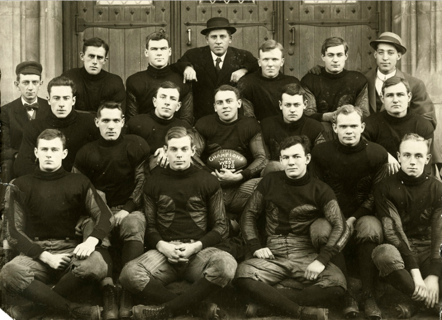 Image result for 1908 chicago maroons football