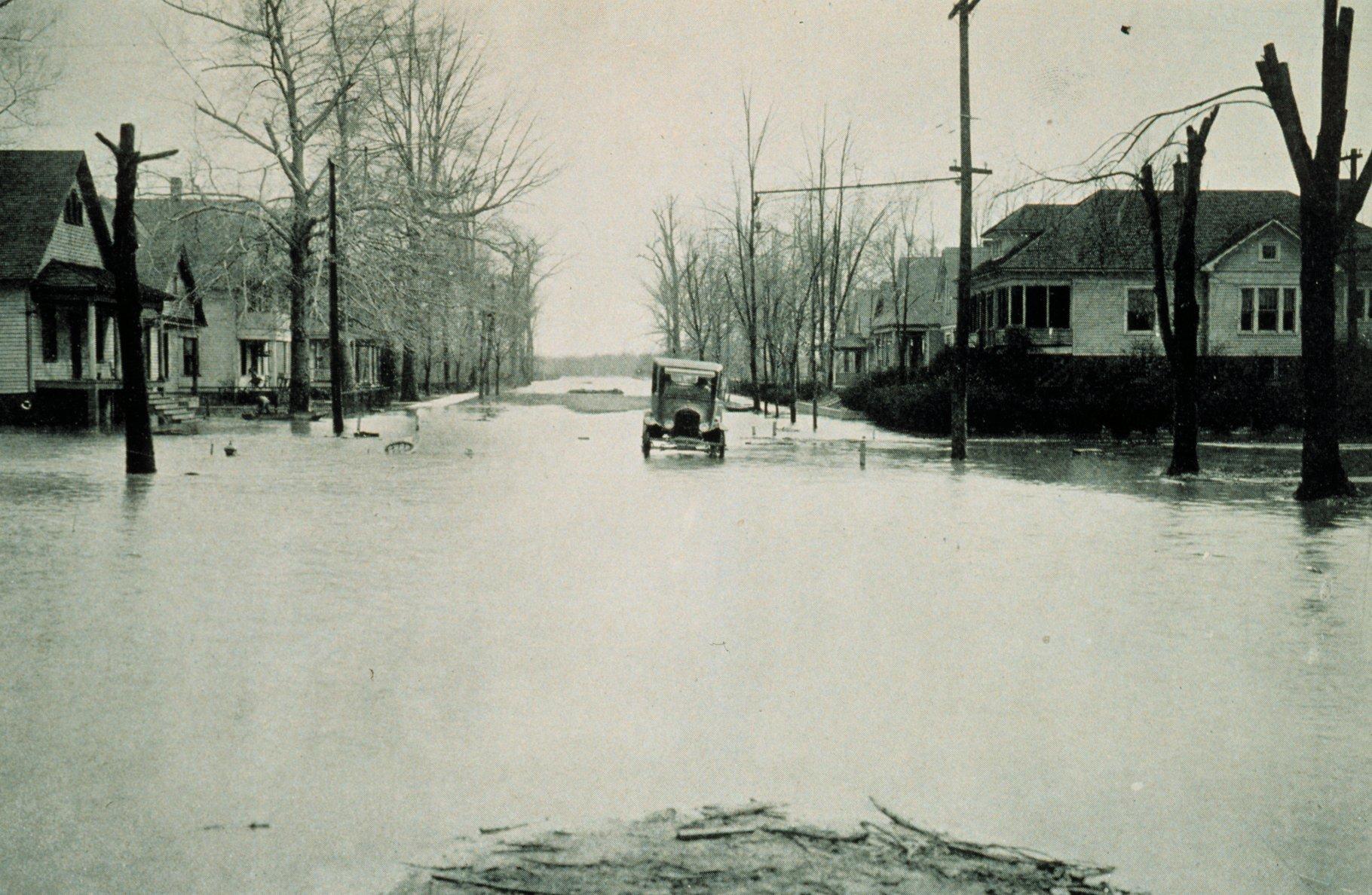 Illinois pulaski county mounds - File 1927 Mississippi Flood Mounds Illinois Jpg