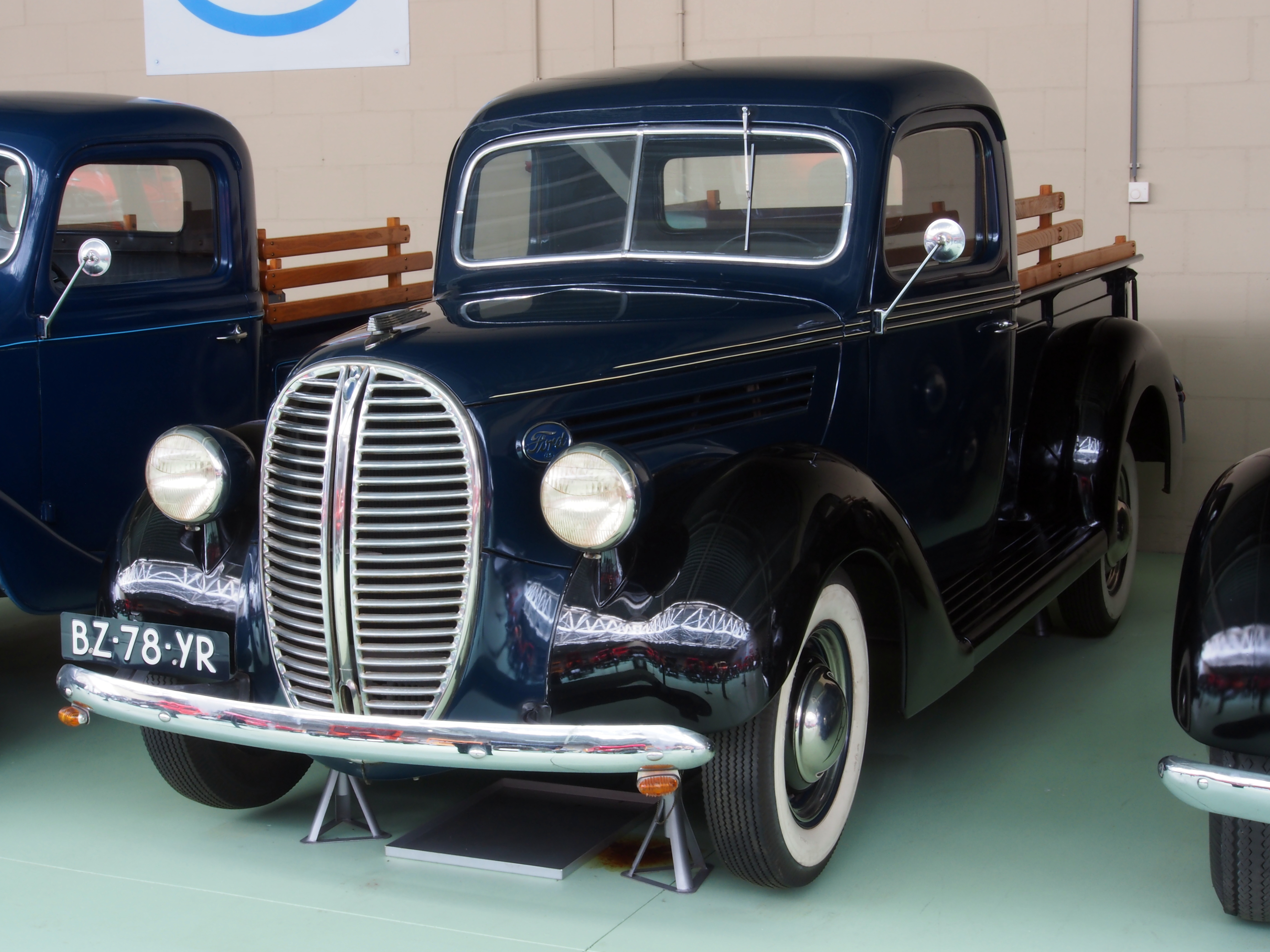 File 1938 Ford 830 Pickup Pic1 Jpg Wikimedia Commons