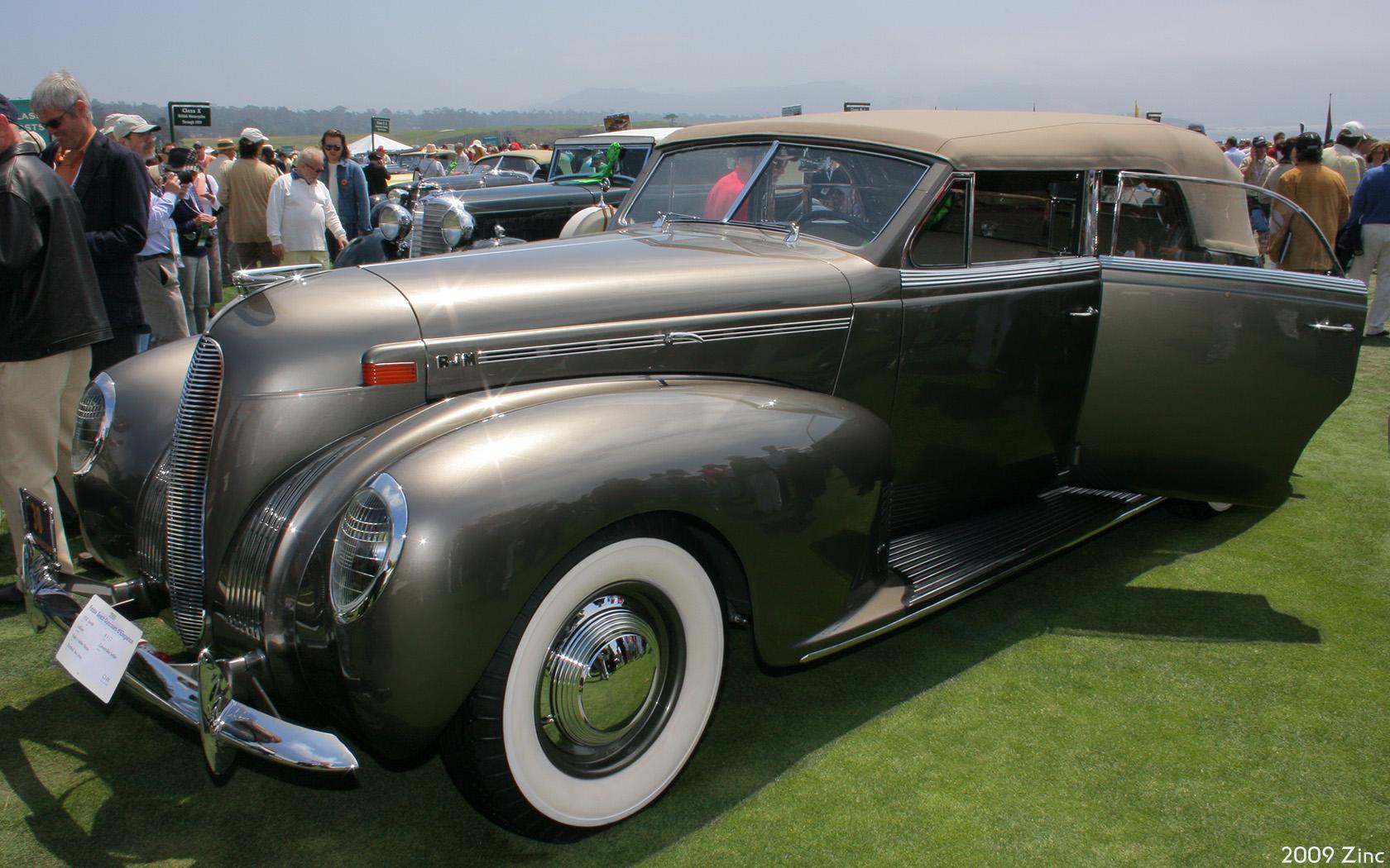 Classic Car Door Panels