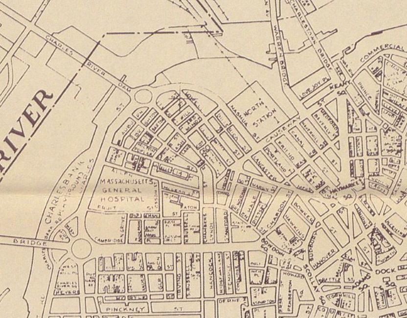 File 1948 Westend Boston Map Cityplanningboard Detail Bpl 14590 Png