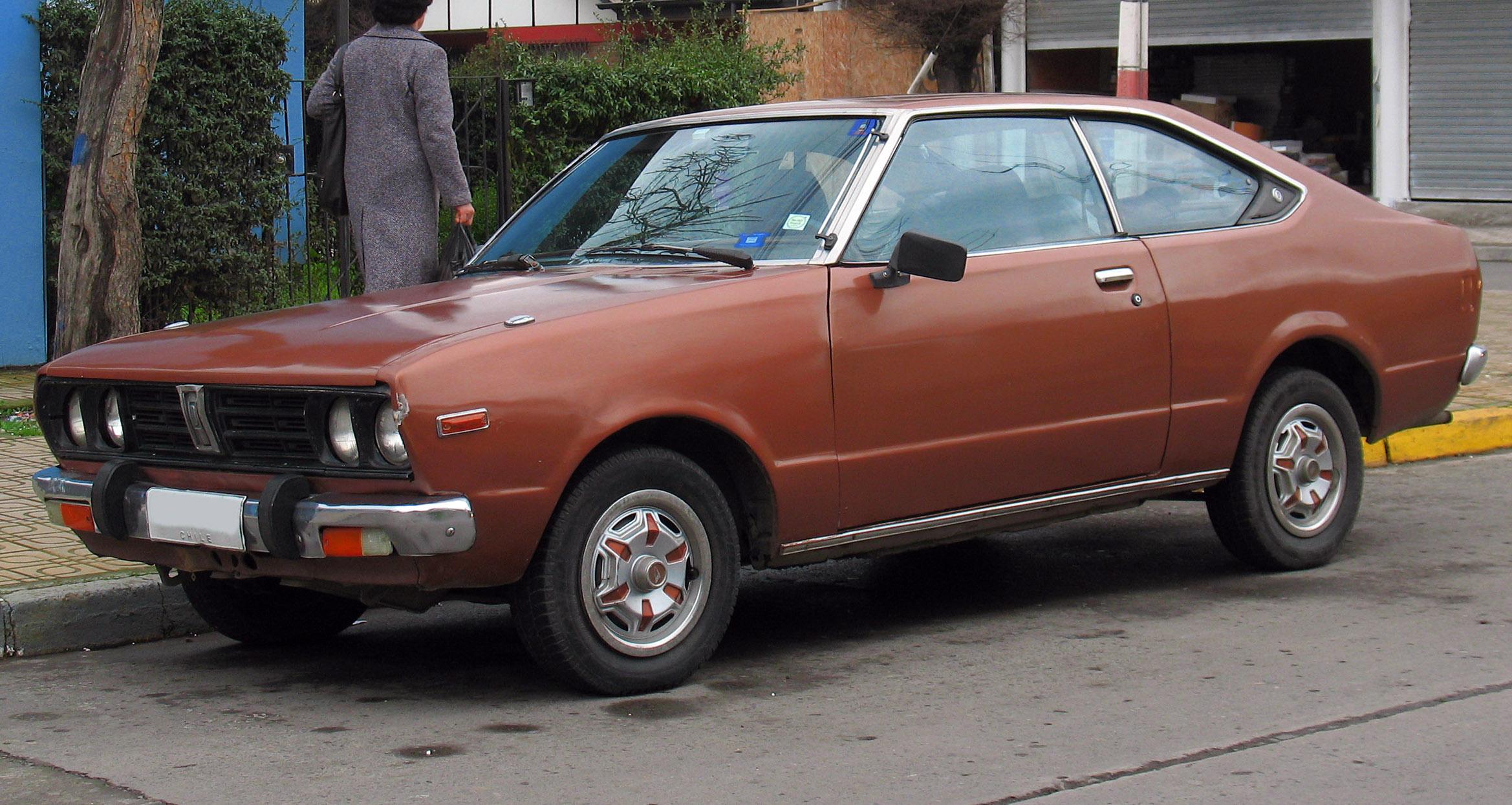 Nissan Datsun 160 J 710 A10 1 6 83 Hp
