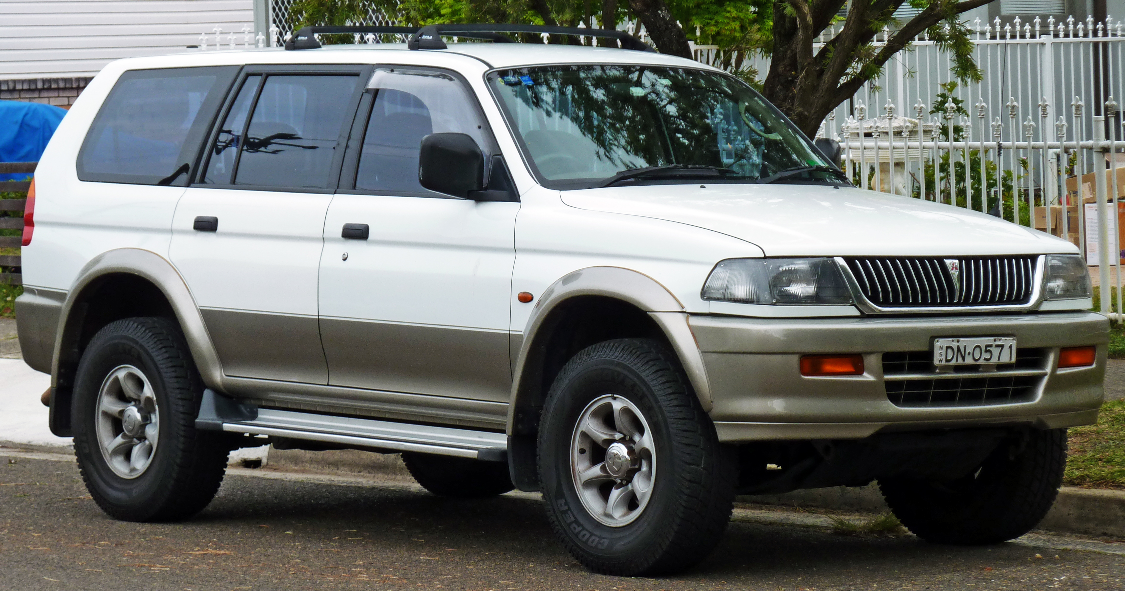 Mitsubishi Challenger 2000 on x90 wiring diagram
