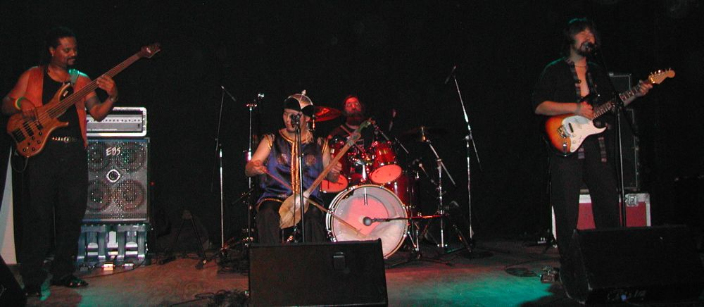 Picture of a band or musician: Yat Kha
