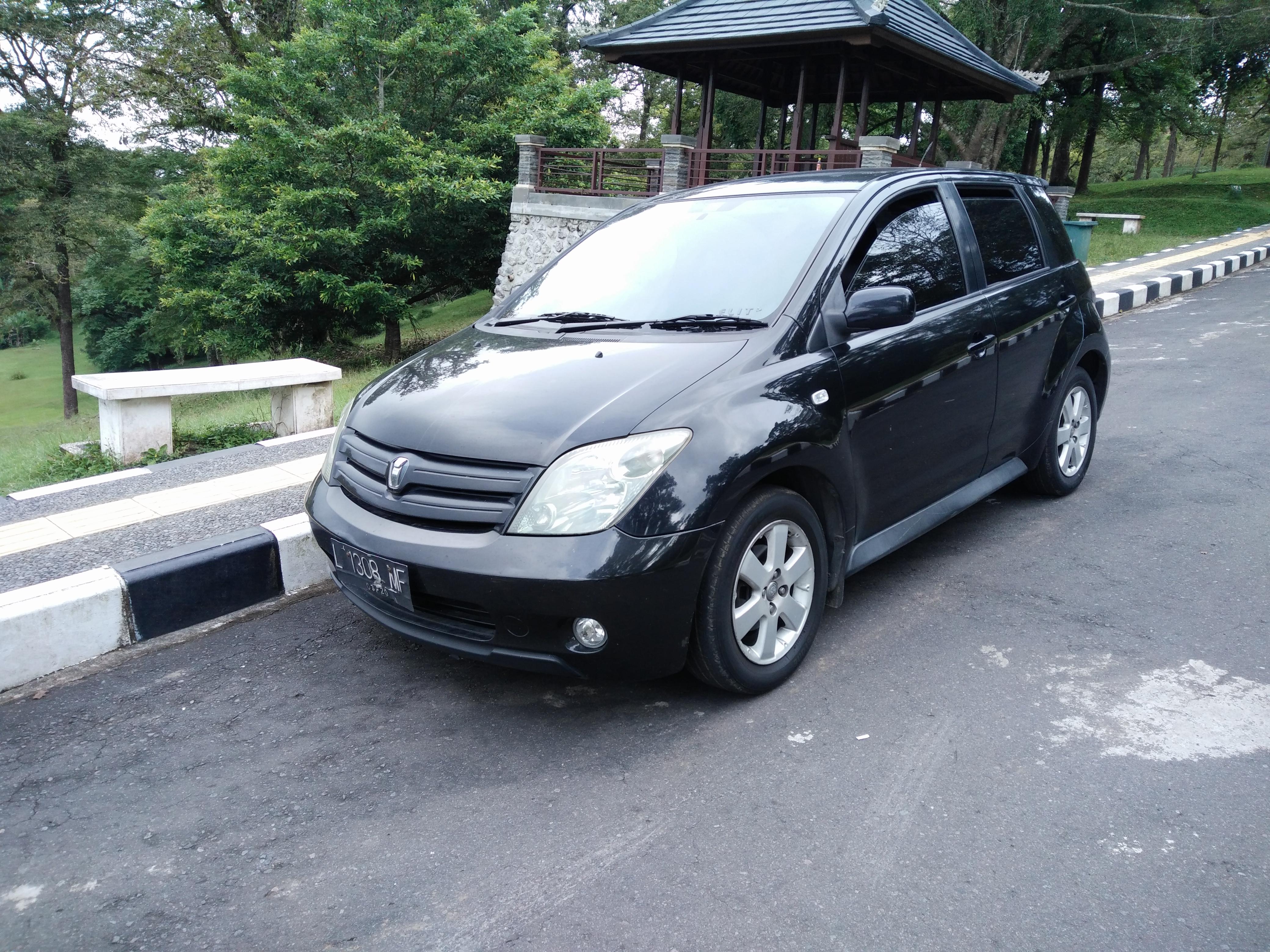 Kelebihan Toyota Ist 2005 Spesifikasi