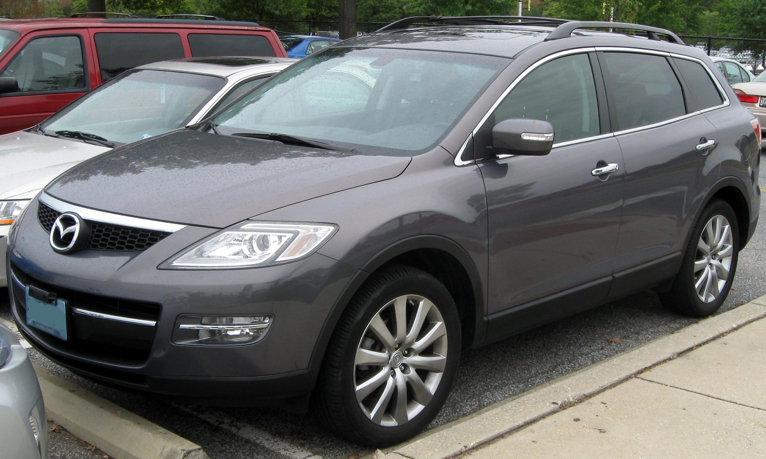 File:2007-2009 Mazda CX-9 -- 09-29-2010.jpg - Wikipedia, the free ...