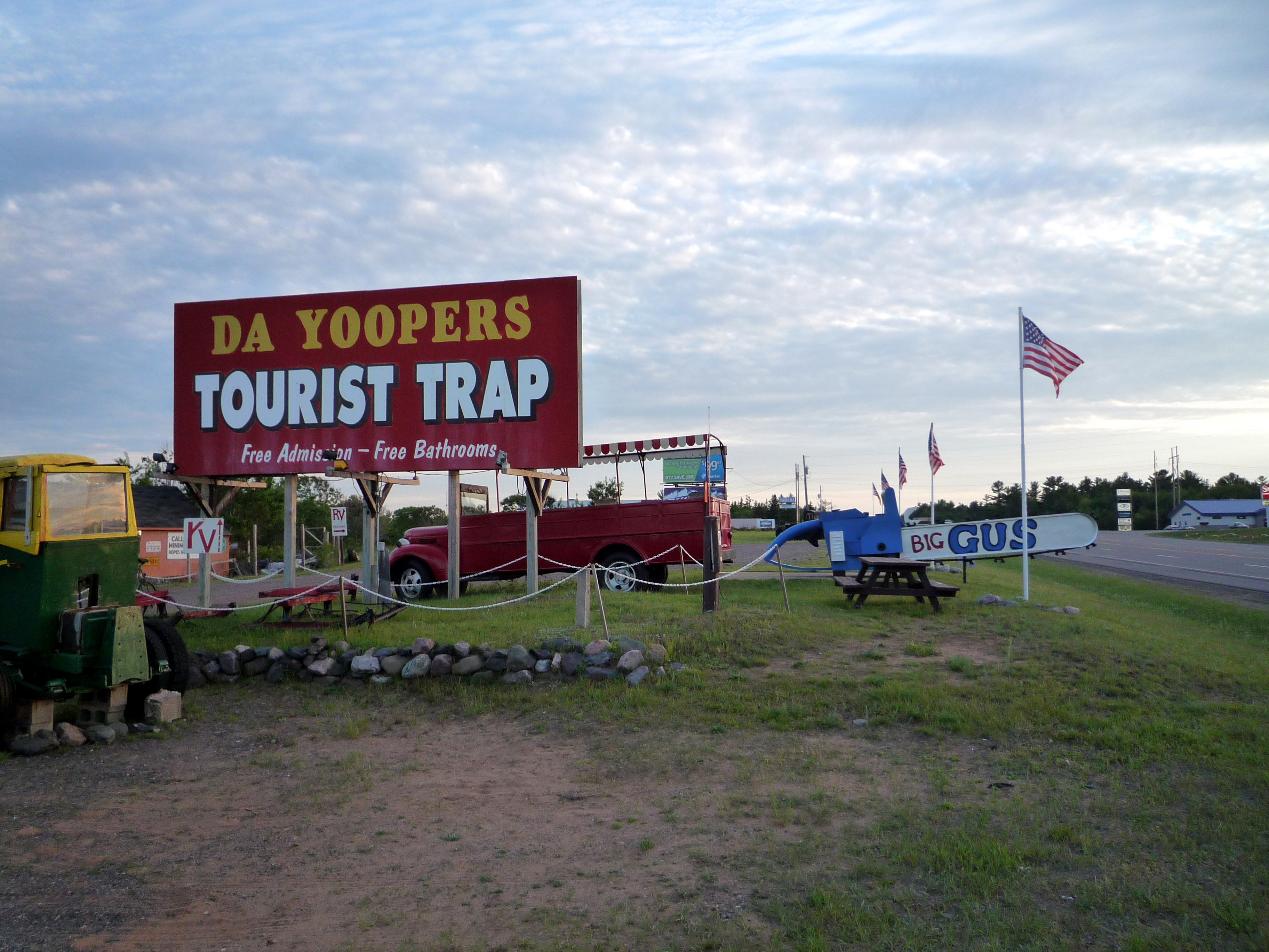 2009 0617 DaYooperTouristTrap