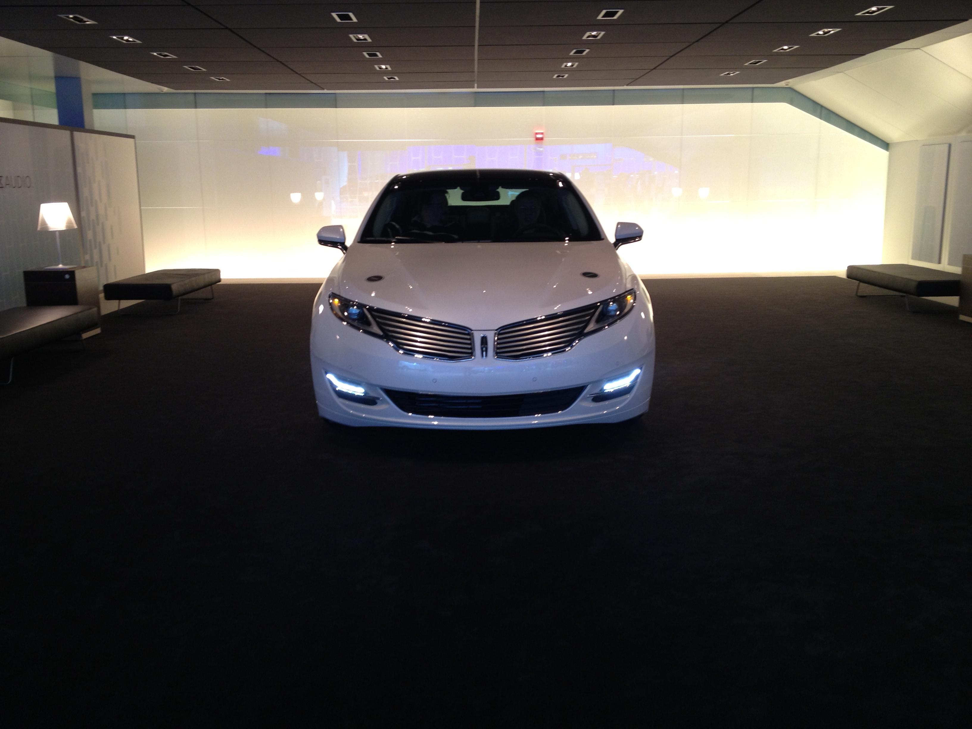 Preview Of 2014 Lincoln Mkz Html Autos Weblog