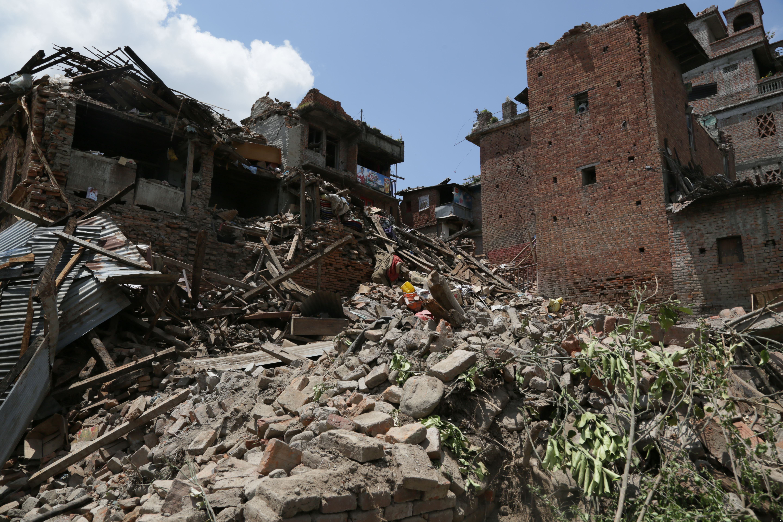 List of aftershocks of April 2015 Nepal earthquake - Wikipedia