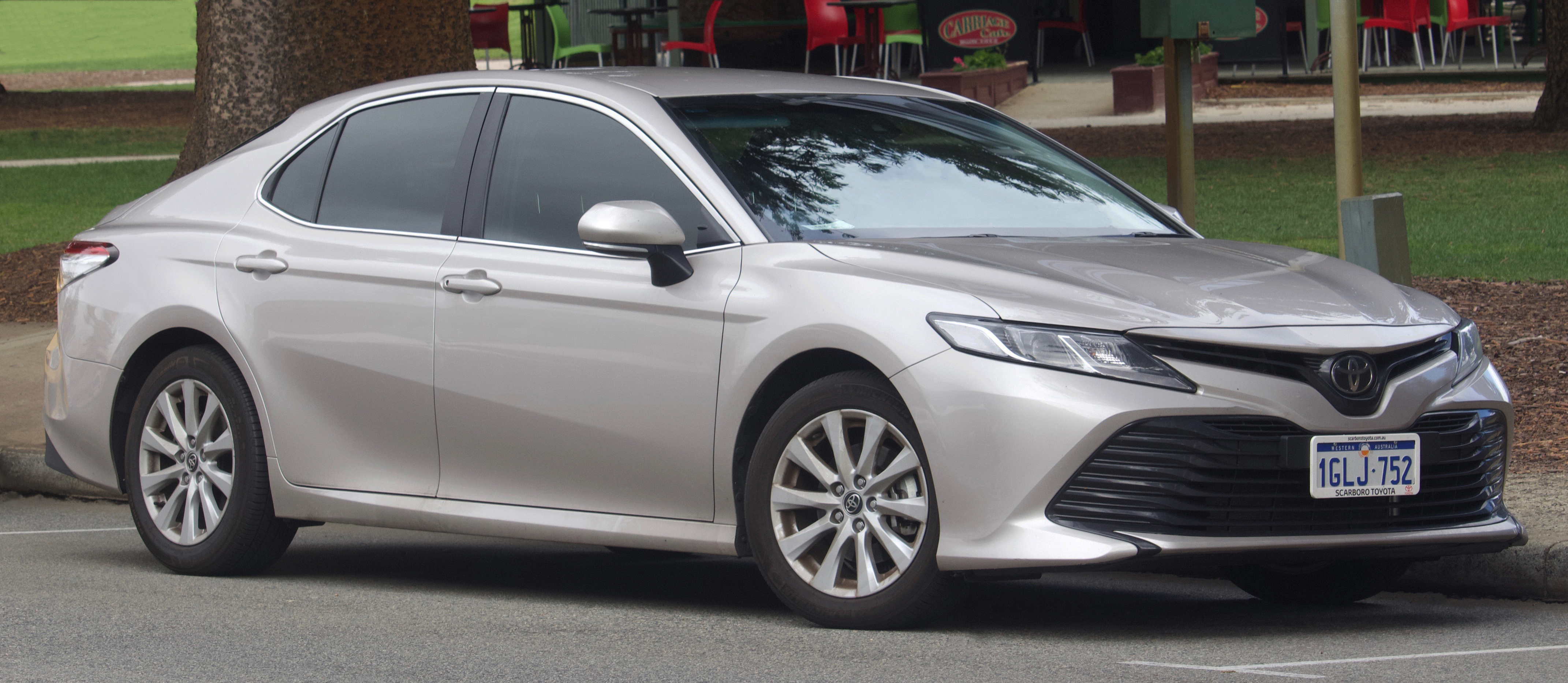 first model toyota camry