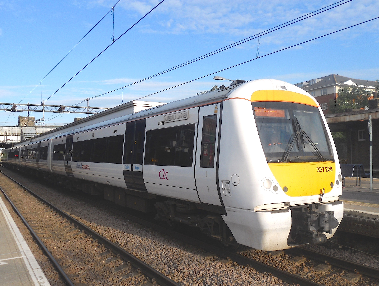British Rail Class 357 - Wikipedia