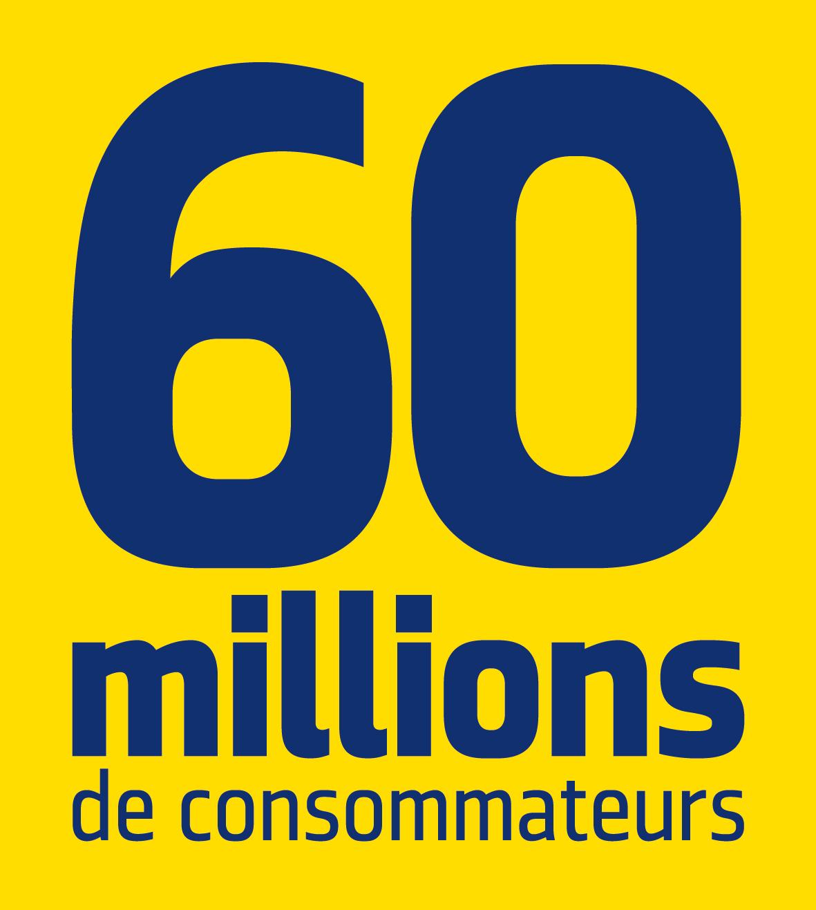 60 Consommateurs Millions De De Millions 60 vmfY6gIb7y