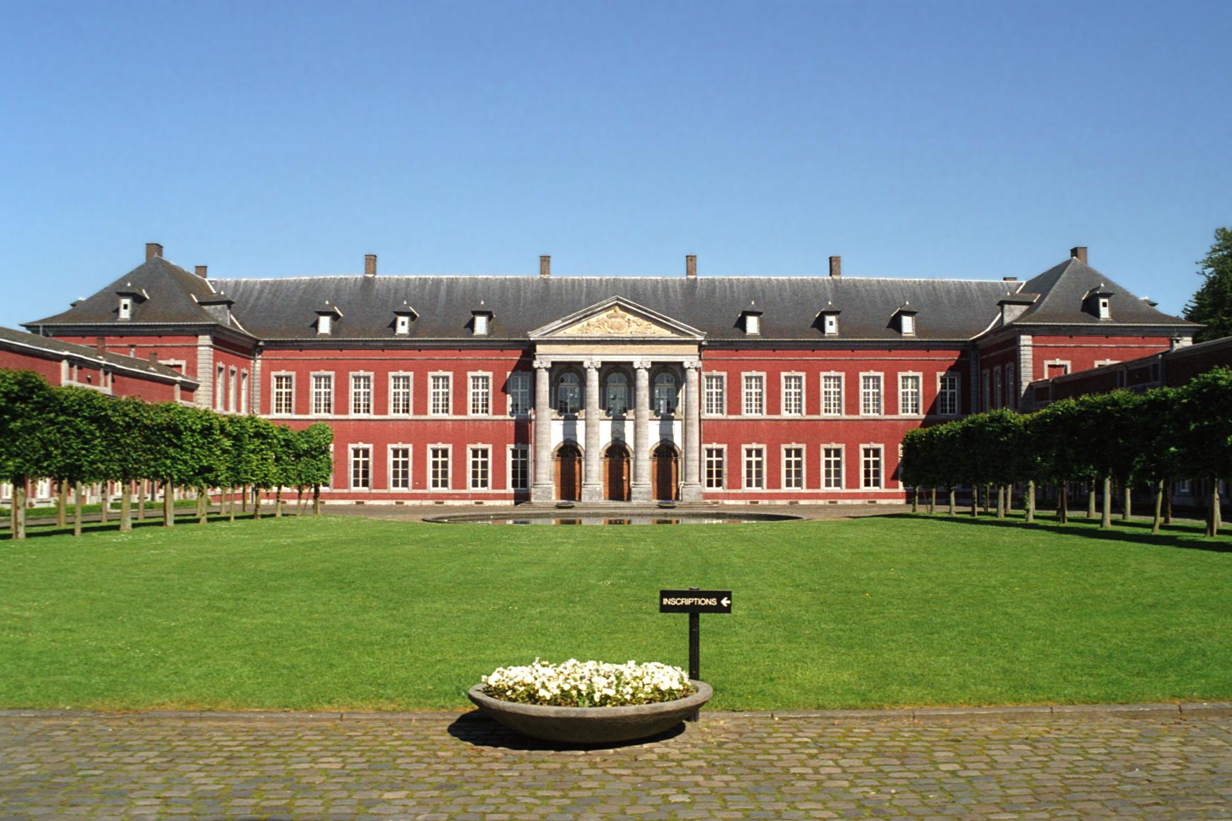 Architecture n o classique en belgique wikiwand for Architecture classique