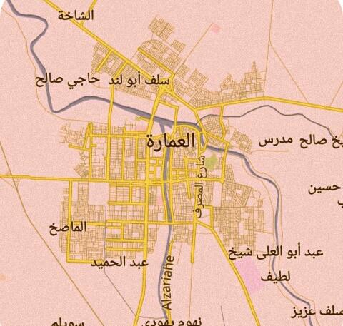 FileAl Amarah City Mapjpg Wikimedia Commons