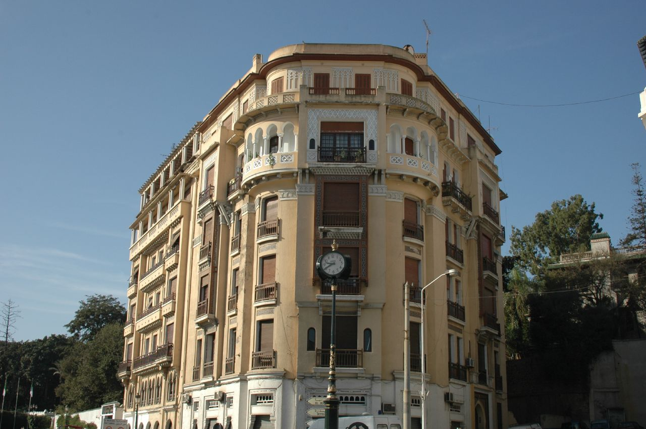 Description alger architecture