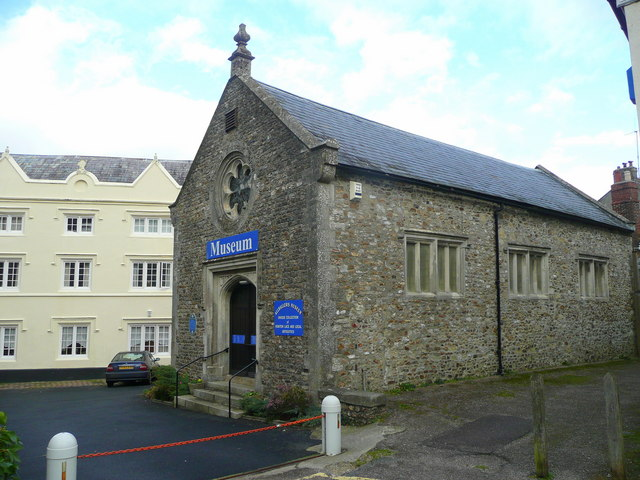 Allhallows Museum, Honiton - geograph.org.uk - 1062292