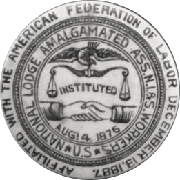 Amalgamated Association of Iron and Steel Workers American labor union formed in 1876