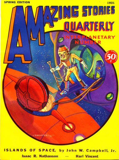Islands of Space was originally published in the Spring 1931 Amazing Stories Quarterly Amazing stories quarterly 1931spr.jpg