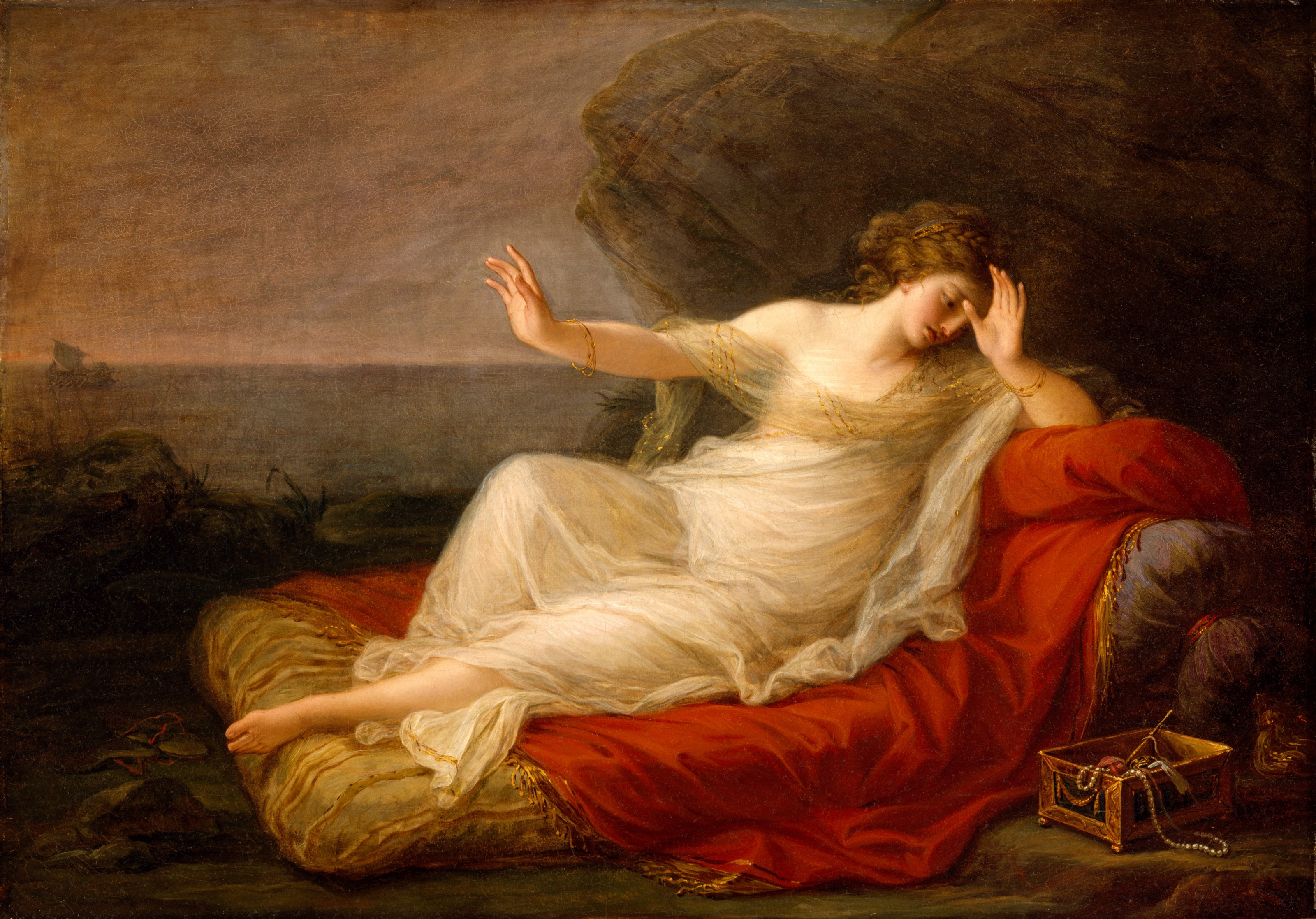 Angelica Kauffmann - Page 2 Angelica_Kauffmann,_Ariadne_Abandoned_by_Theseus,_1774