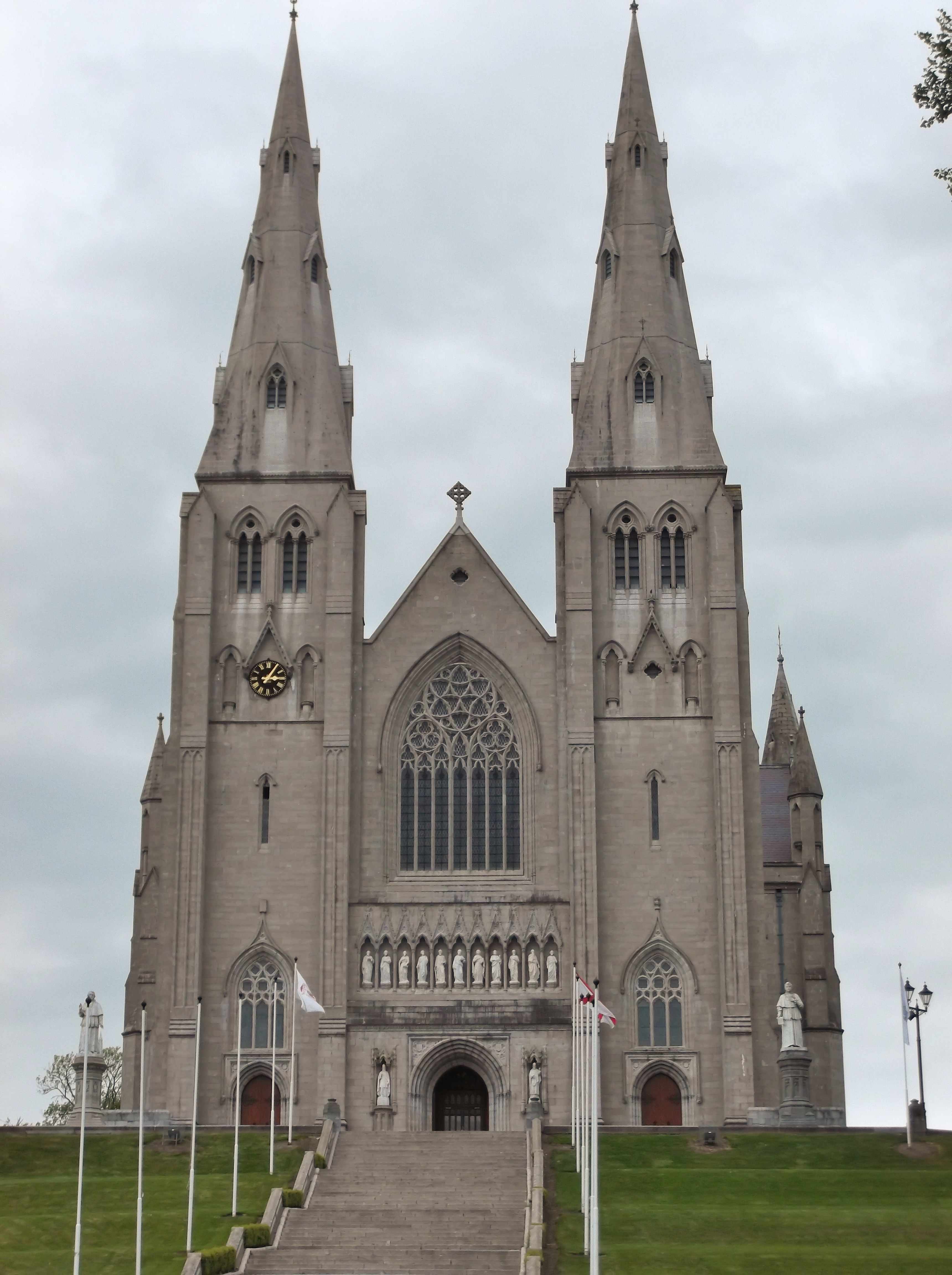 armagh catholic singles What saint was born in armagh city saint malachy who were the parents of  the catholic understanding of the doctrine of angels is that they were created before.