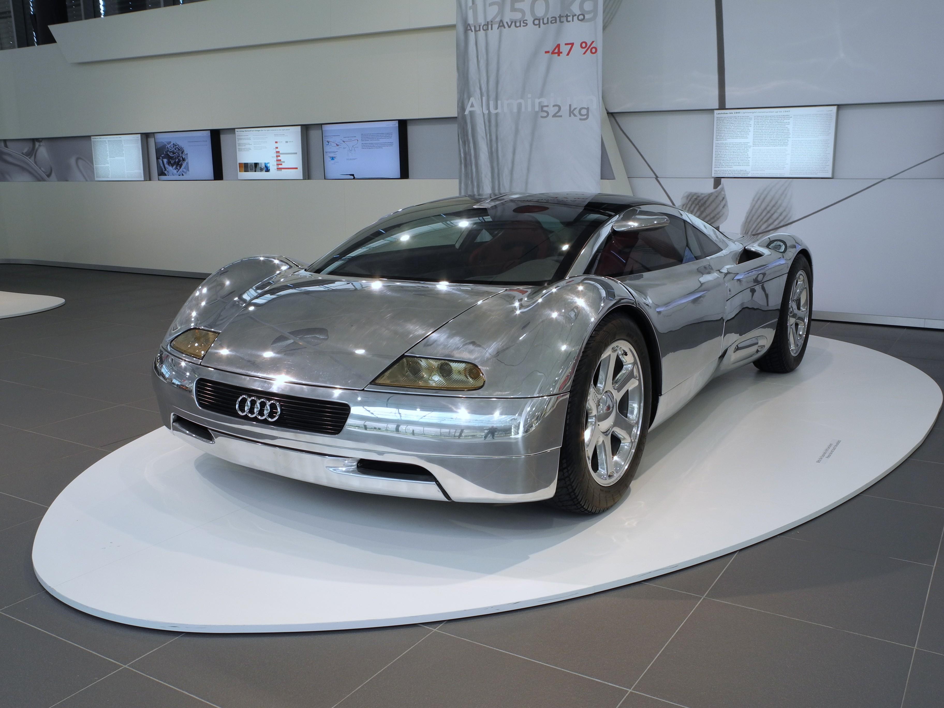 Kelebihan Audi Avus Top Model Tahun Ini