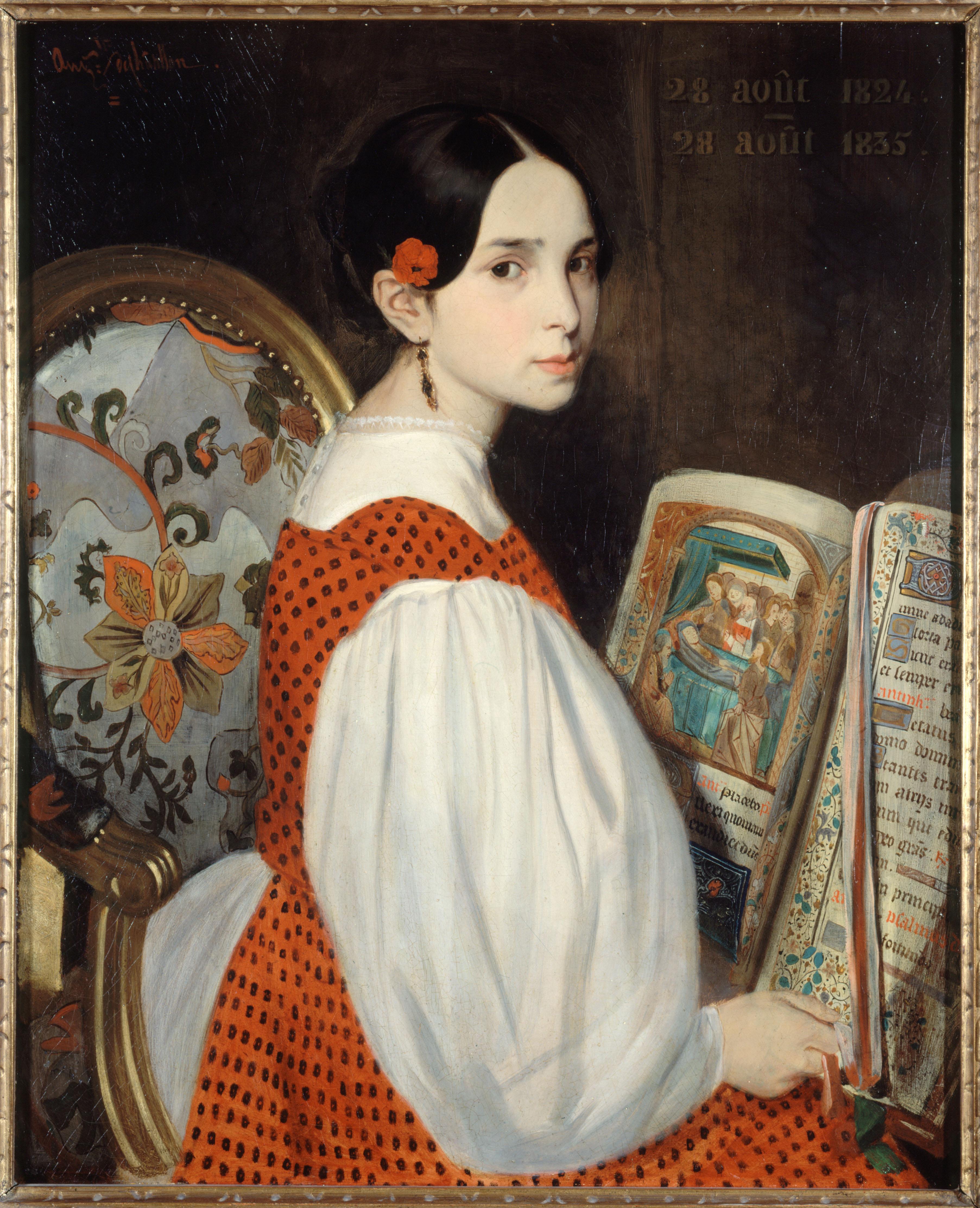 elder daughter of Victor Hugo